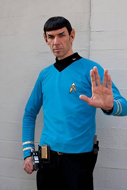 Spock Imitator – Foto
