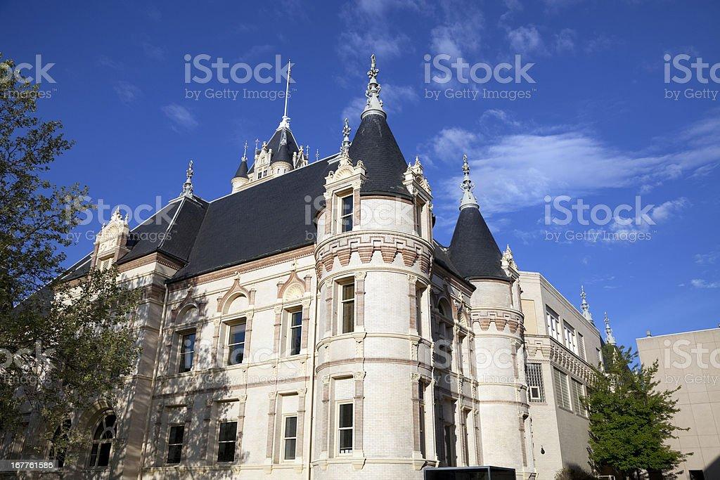 Spokane County Courthouse stock photo