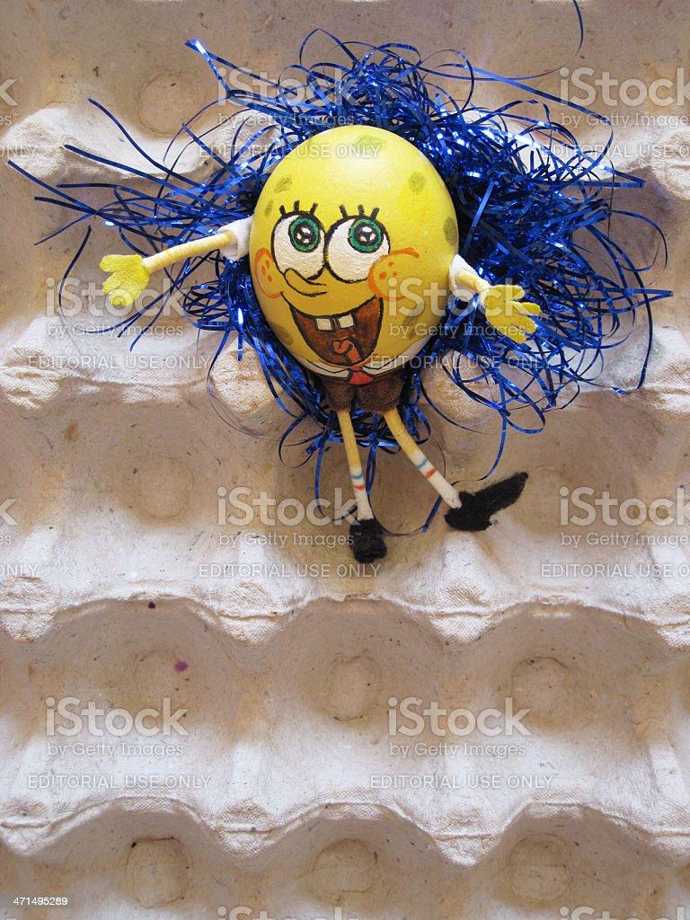 Bob Esponja Eggpants - foto de acervo