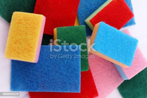 istock Sponges 485656329