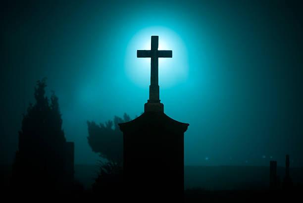 Spuk Friedhof – Foto