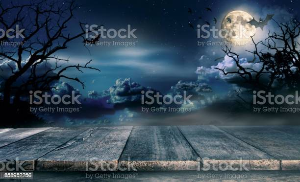 Spooky halloween background with empty wooden planks picture id858952256?b=1&k=6&m=858952256&s=612x612&h=idrsa8r4p7py1zn3zkdckrsti3hcebewmixpmkjd9z0=