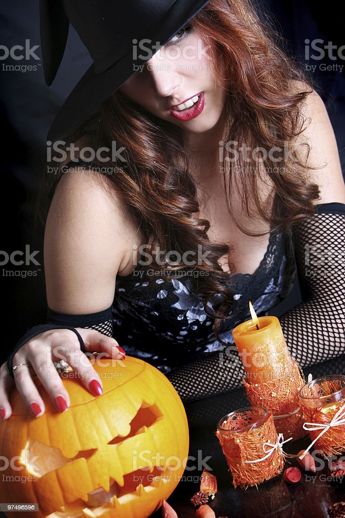 spooky royalty-free stock photo