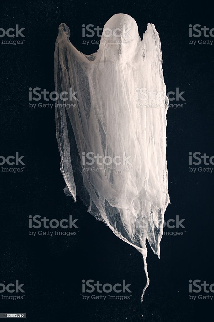 Spooky Spirit stock photo