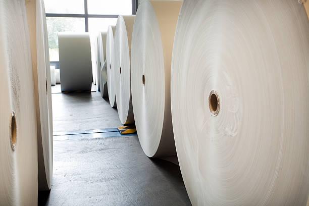 spools de papel - cilindro - fotografias e filmes do acervo