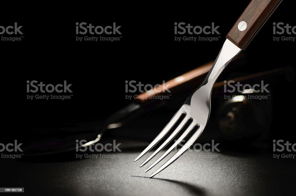 Spoon royalty-free stock photo