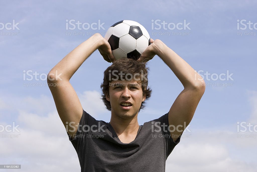 Sport activity royalty-free stock photo