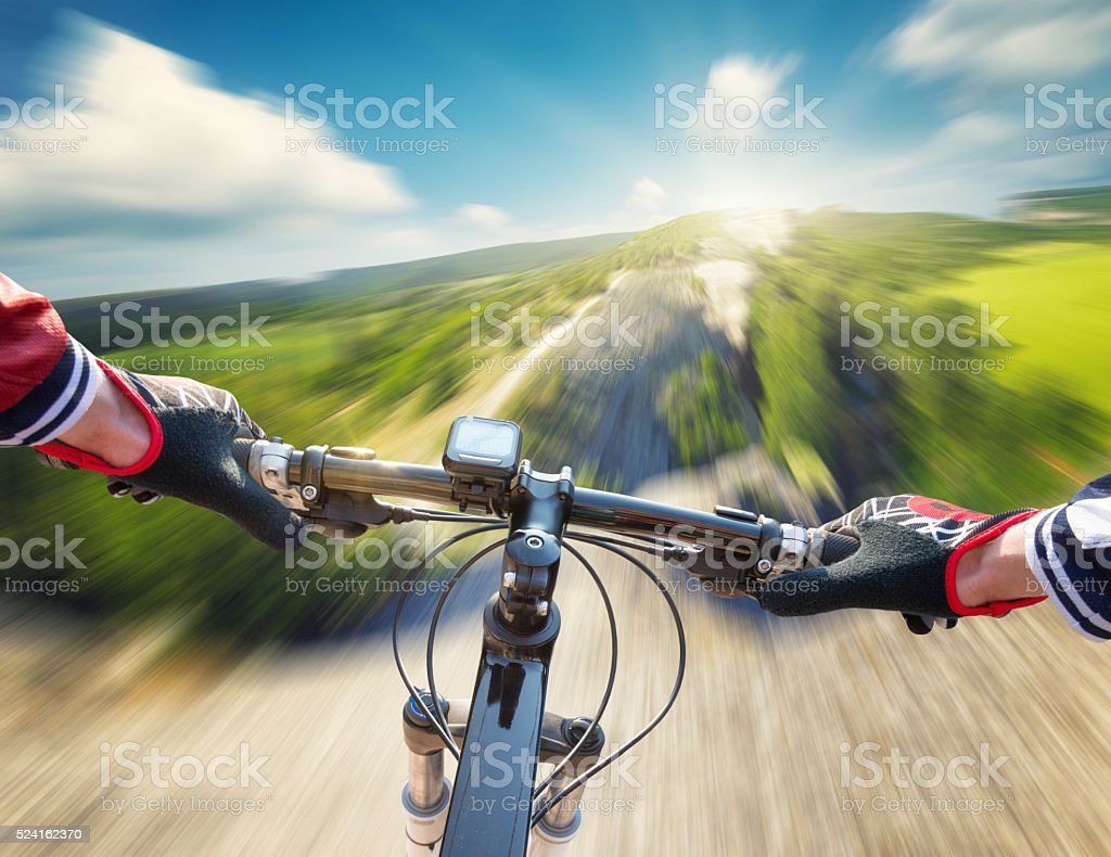 Sport and active life concept stock photo