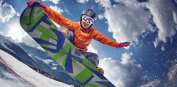 Sport background winter sport snowboarder jumping through air with picture id847176892?b=1&k=6&m=847176892&s=612x612&w=0&h= zqotwhjdws2jer3v9vone582no3bfzpqrnhyzashmo=