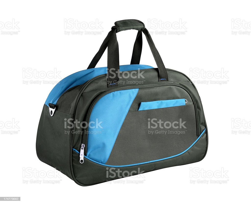 Sport Bag (Click for more) stock photo
