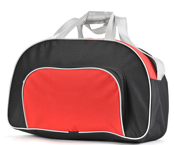 Sport Bag stock photo