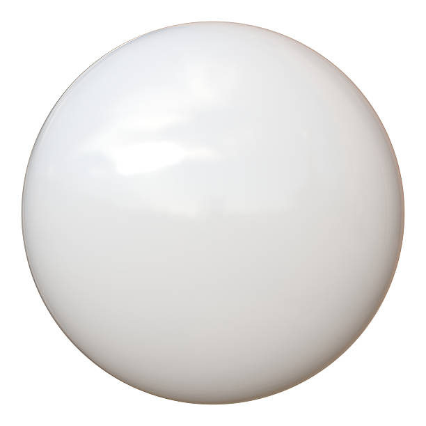 sport ball - billiard pool snooker - white - new - cue ball stock pictures, royalty-free photos & images