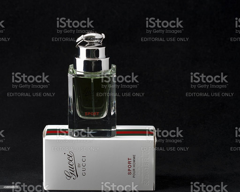 Sport by Gucci stock photo