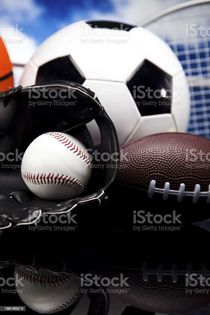 Sport closeup detail royalty-free stock photo