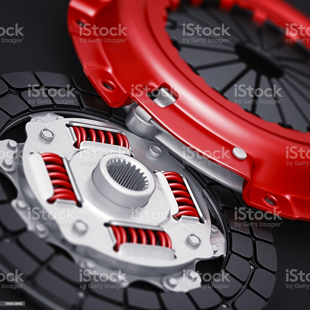 sport clutch royalty-free stock photo