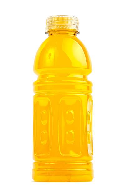 Sport Drink Bottle stock photo
