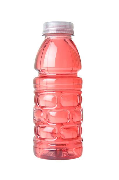 Sport Drink In Bottle stock photo
