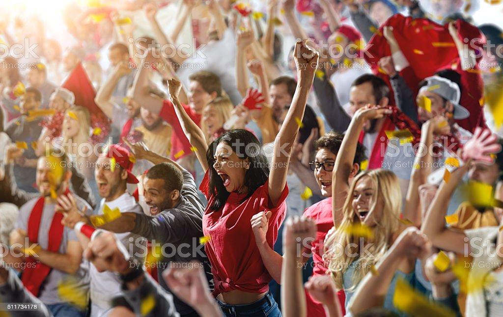 Les fans de Sport - Photo