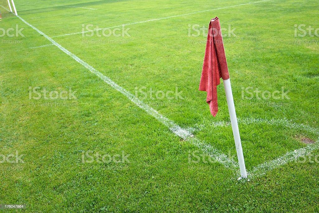 sport field royalty-free stock photo