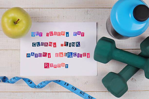 sport, fitness motivation . inspirierende preisangebot zu erhalten. - motivationsfitness zitate stock-fotos und bilder