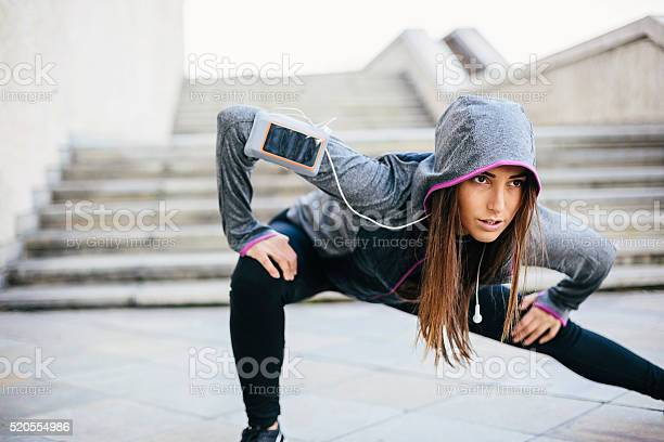 Sport In The City Stock Photo - Download Image Now