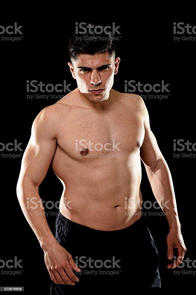 fitness modella nudo video