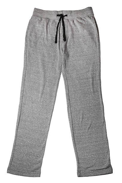 sport pants for men - sweatpants stock-fotos und bilder