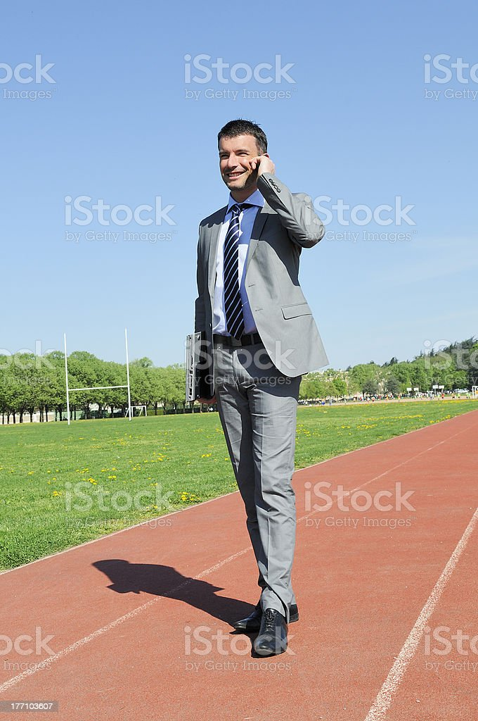 sport place business royalty-free stock photo