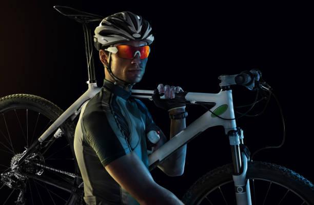 Frases De Bicicleta De Montaña Banco De Fotos E Imágenes