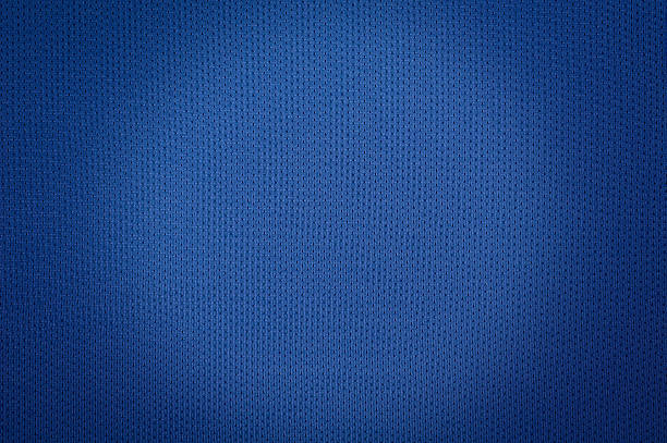 sport shirt clothing texture - mesh textile stock photos and pictures