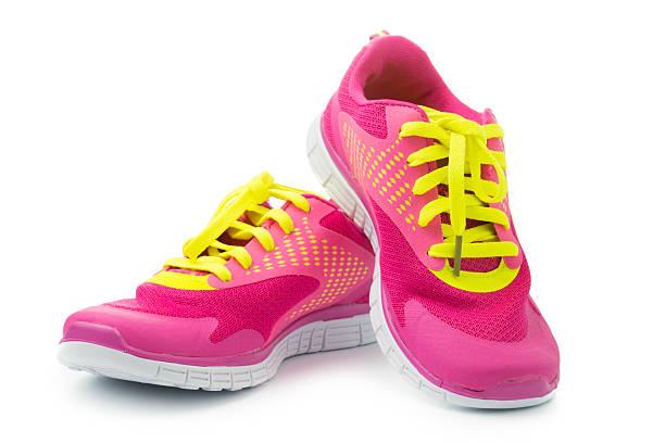 sport schuhe - joggingschuhe stock-fotos und bilder