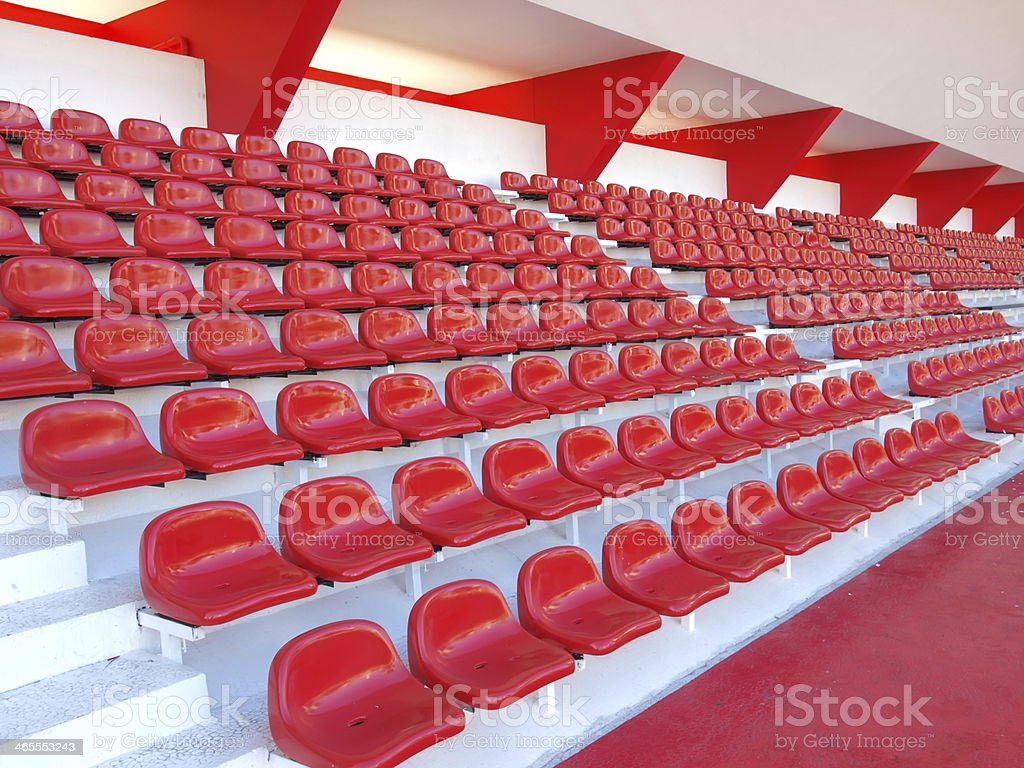 sport stadium royalty-free stock photo