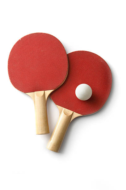 sport: table tennis bat - table tennis racket stock pictures, royalty-free photos & images