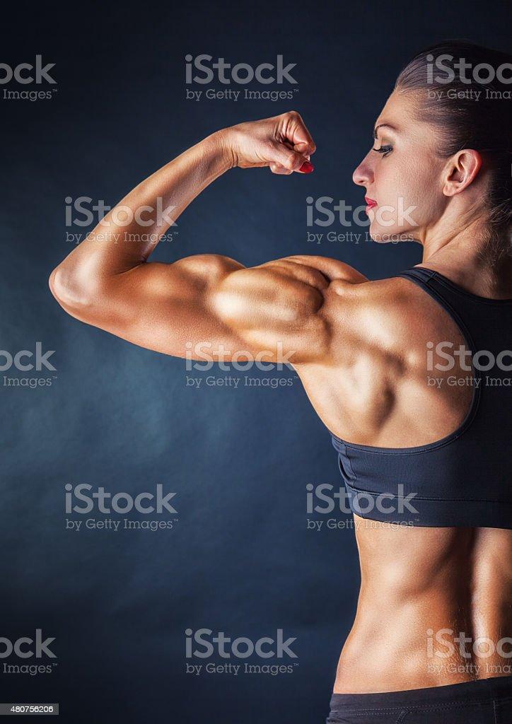 Sport woman foto