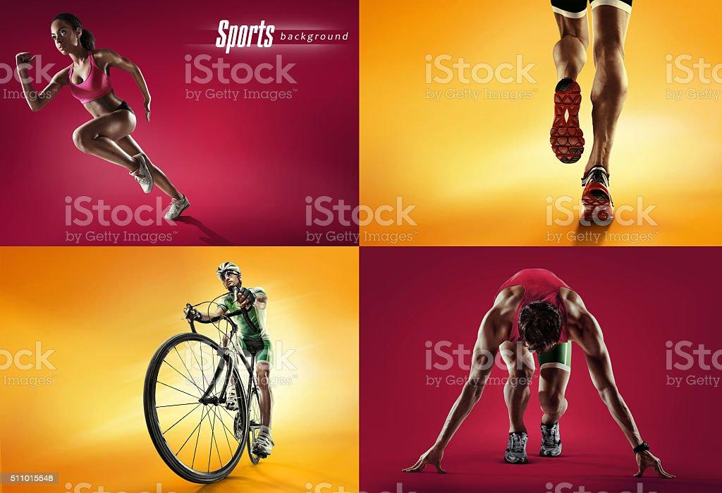sports nackground