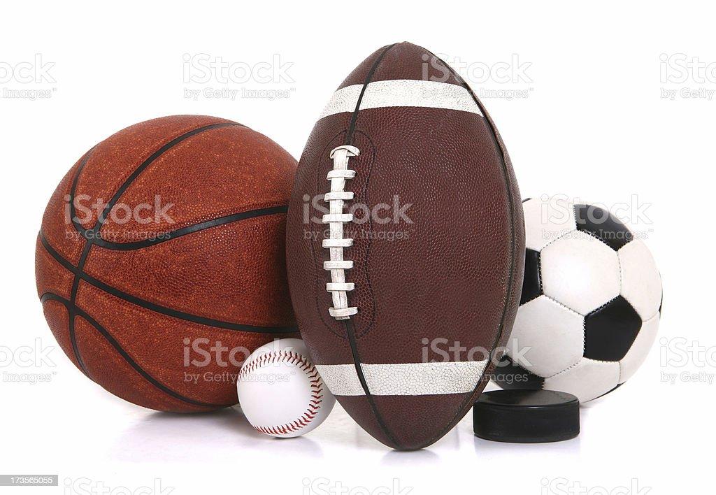 Sfere di sport - foto stock