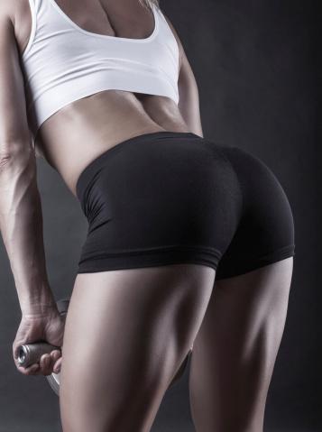 istock Sports buttocks 452538903