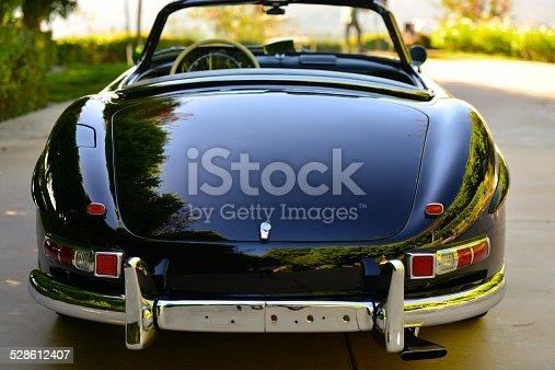 Classic German Sports Car