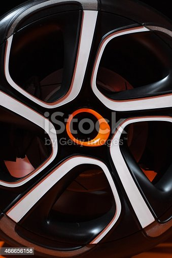 istock sports car wheel 466656158