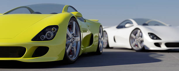 Sports Cars  luxury car stock pictures, royalty-free photos & images