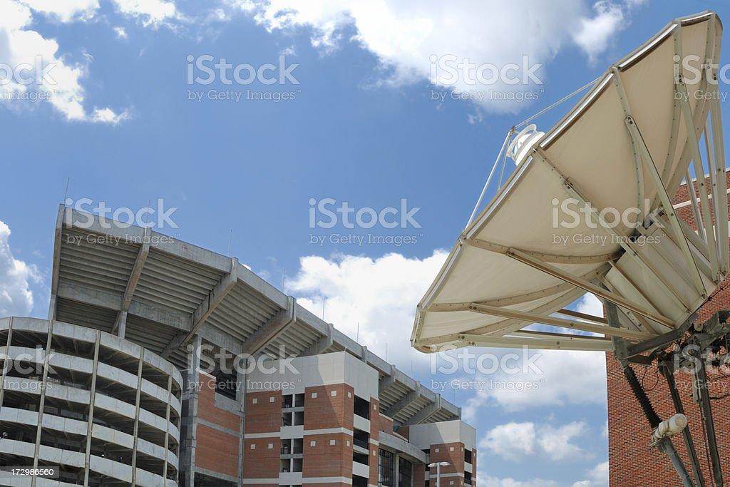 Sports Communication stock photo