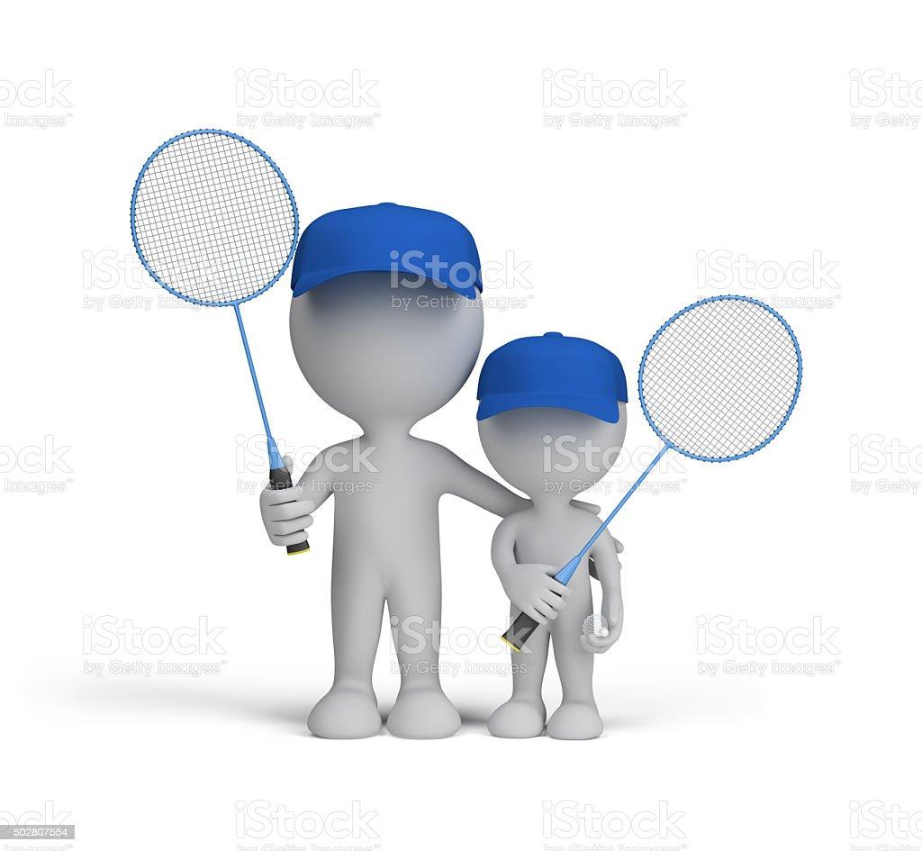 Sports en famille - Photo