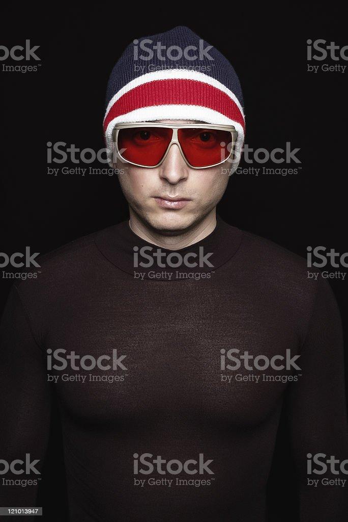 sports fashion royalty-free stock photo