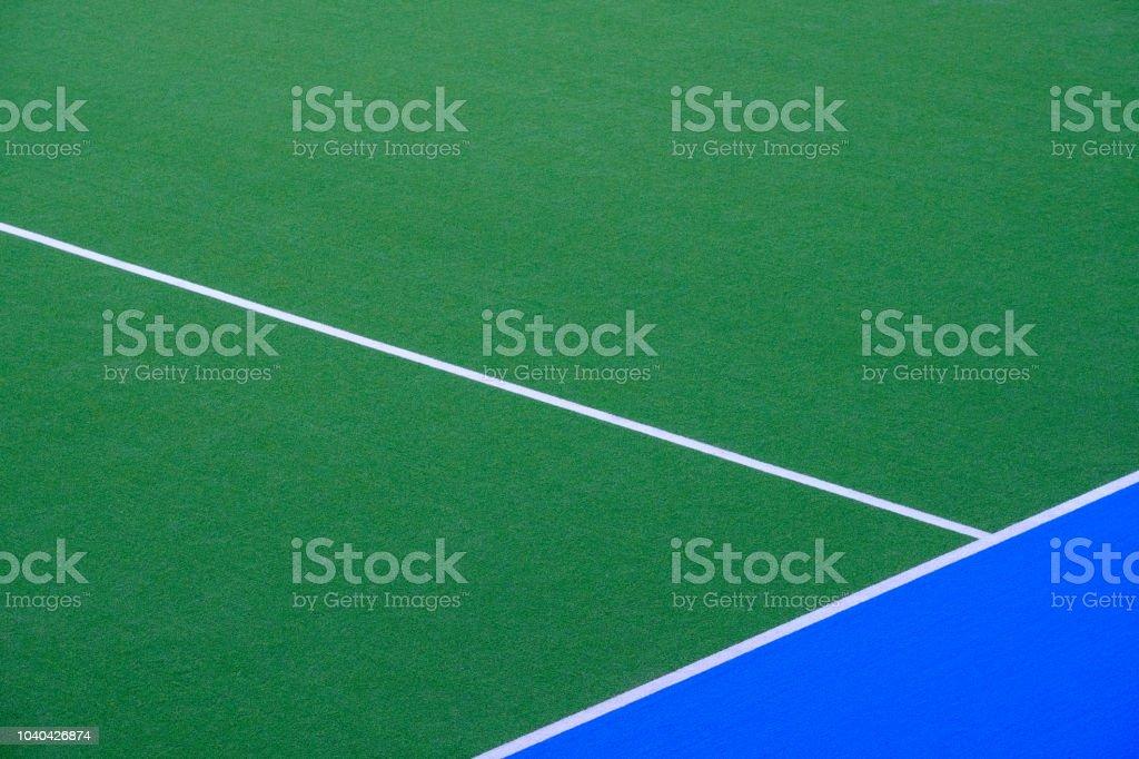 Photo libre de droit de Terrain De Sport De Hockey Ou De