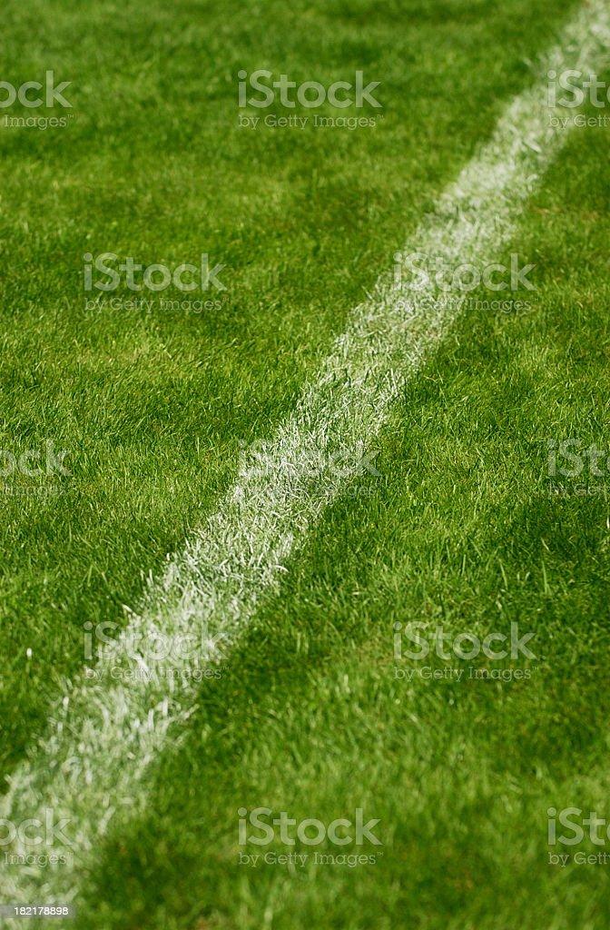 sports field royalty-free stock photo