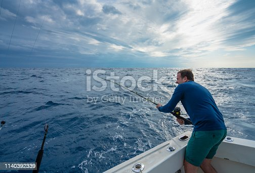 Sports fisherman Miami Florida