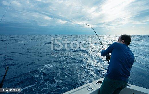 Sports fisherman Miami Florida