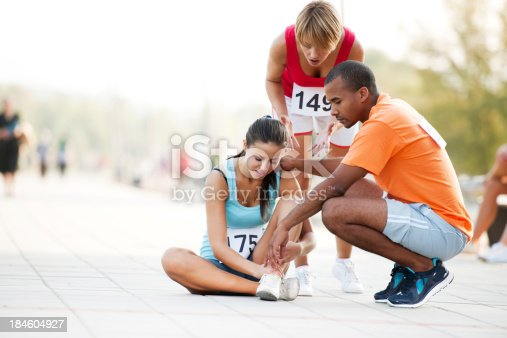 istock Sports injury 184604927