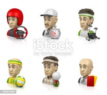 499664303istockphoto sports profiles 184924641