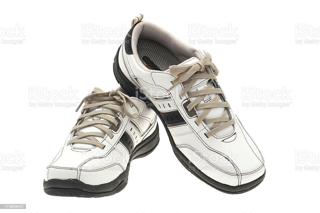 Sports shoe royalty-free stock photo